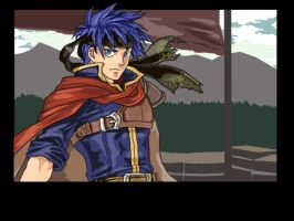 Ike by simplexcalling
