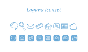 Laguna Iconset by fabianelima