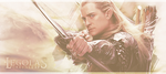 Legolas Signature by Athraxas