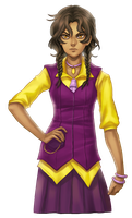 Norah, full color. by ougaming