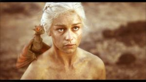 Game of Thrones - Mother of Dragons - 1920 x 1080 by Greev