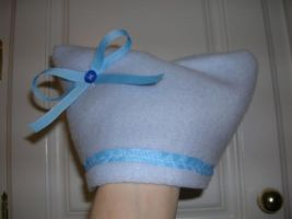Baby kitty Kat hat by Eliea