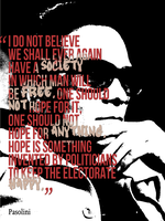 Pasolini On A Free Society by DasBishop666