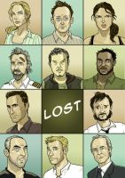 I Miss Lost 2 by sheilalala