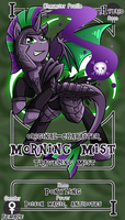 [Commission] Morning Mist by vavacung