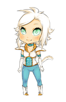 Chibi Sachel by lonehuntress