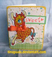 Baby Card by TinaPuaa