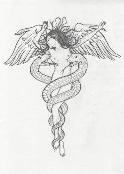caduceus by AnnaGray