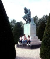 The Thinkers ou les Penseurs by Shibumi-Paul