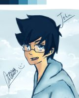 John Egbert by Chalovesapples
