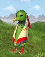 Xatu by lord-sesshoumaru
