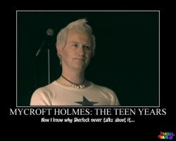 Mycroft Holmes: The Teen Years by SonicScrewdriverDD3
