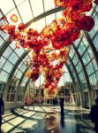 Chihuly Glass Ceiling by inkling97