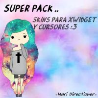 Skins Xwidget by MariiDirectioner112