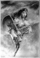 Wonder Woman by Eddie-Ferreira