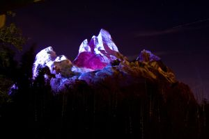AK Expedition Everest Night 2 by AreteStock
