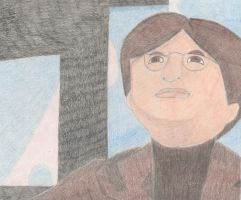My Respect for Iwata by DragonQuestHero