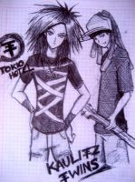 Tokio Hotel by Crazy-BurstAngel