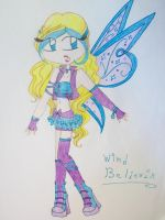 CE:Wind Believix by Winxzafir
