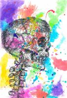 .Color in Death. by kitsunexfalling