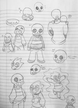 Babybones Sans by TheGoldenMember123