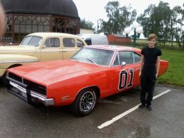 1969 Dodge Charger - 'The General Lee' by tro0oy