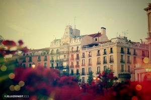 Spain, MADRID by ru-illuzionist