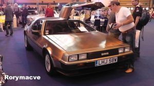 1982 DeLorean DMC-12 by The-Transport-Guild