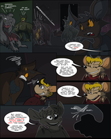 Keeping Up with Thursday, Issue 14 page 27 by AaronsArtStuff