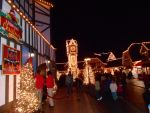 Christmas Town at Busch Gardens by Moonlight-Shiba94
