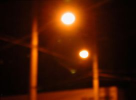 DeSoto street lights by robelicit