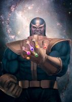 Thanos ver.1 by luffie