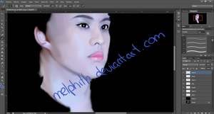 [WIP] Seungho by melphith