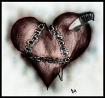 Broken heart by TRNS