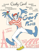 An Goof in Paris by chacckco