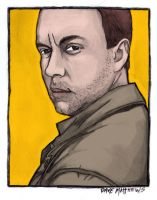 Dave Matthews, Colored by smashmethod