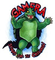 The Gamera Show by MegSyv