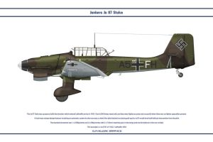Ju 87 StG 1 1 by WS-Clave