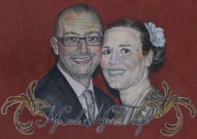 Mr and Mrs Tough by ChemicalsSavedMe