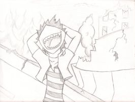 keon's rampage by TheEntireFireNation