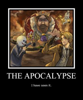 The Hetalia Apocalypse by animer334