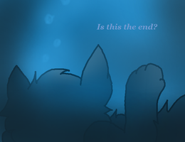 [Bluestar] ~ Is this the end? ~ by InsaneCuteKitty