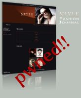 STYLE Fashion Journal by DigitalPhenom