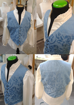 Serpentino Camisa-chaleco-png by matyrm