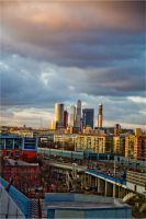 Moscow by Sv-Batalina