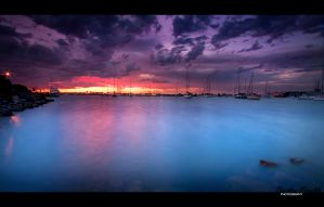 Tranquillity Rising by RaynePhotography