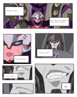The Fall of Arcee pg 1 by Simple-shadow