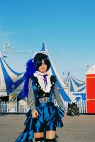 Welcome to the Circus by PetitPhantomhive