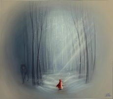 Little Red Riding Hood by Fabera