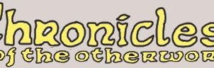Chronicles of the OtherWorld - 2012 - First Logo by AuldMisdione